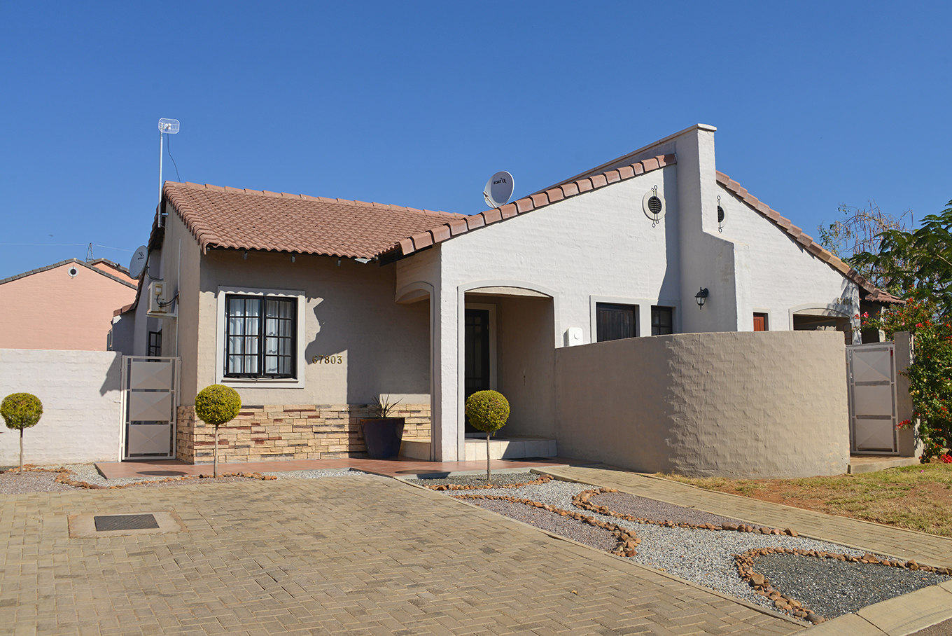 Kgale Manor, Fully Furnished House, Gaborone, Botswana