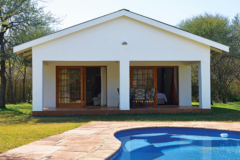 Mokolodi 1, Fully Furnished Cottages, Gaborone, Botswana