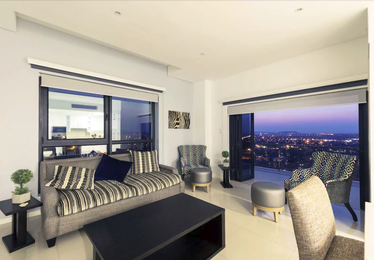 24th Floor Luxury furnished Apartment with Majestic Views