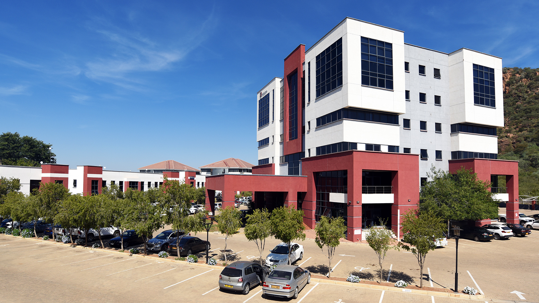 Offices For Rent In G.I.F.P