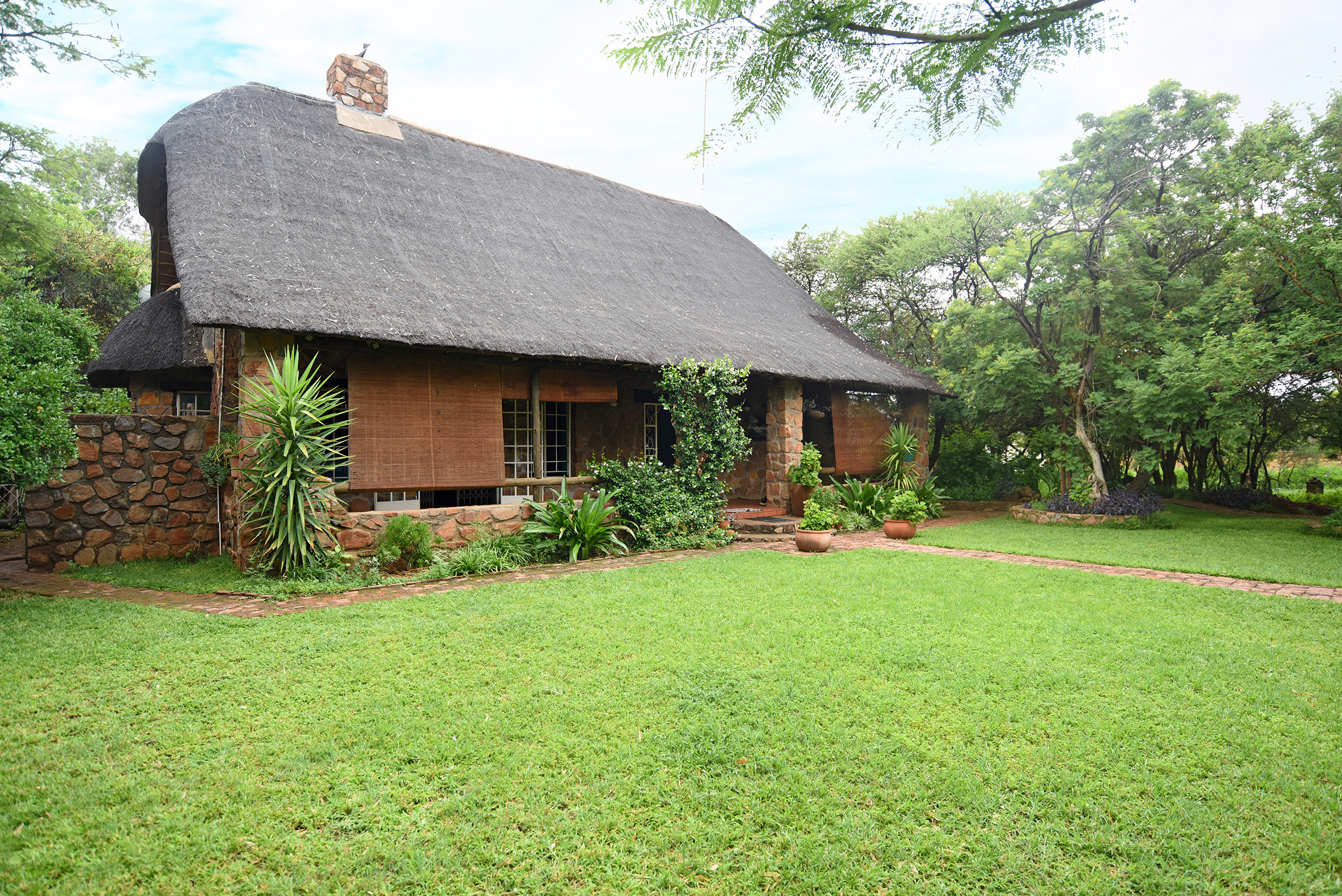 For Sale – Beautiful home within a secure estate in Mokolodi