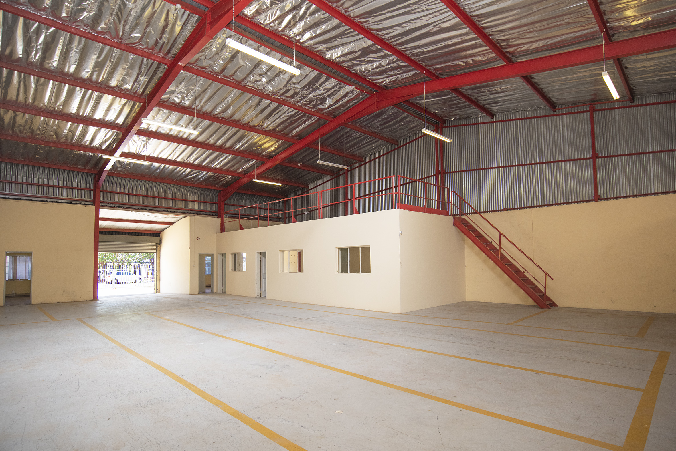 Warehouse For Rent In G.I.C.P